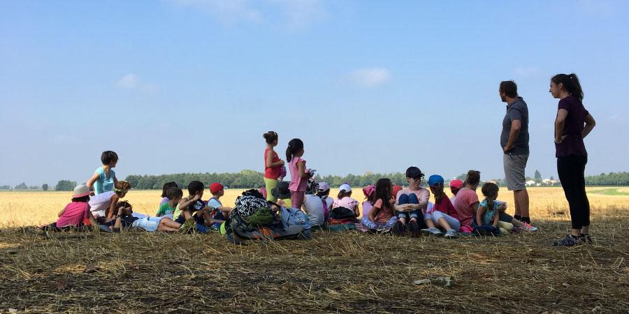 gruppo attività bambini